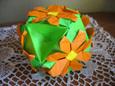 折紙の手まり